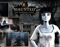 Haunted House The Horror Game