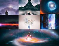 7 steps Illustrate to Awakening Life