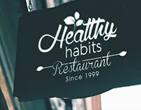 Healthy Habits Brand Identity