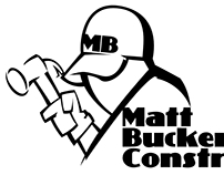 Matt Buckentin Construction logo