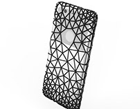 Parachute - data driven phone case