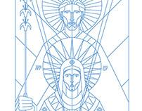 Sacred Family - Redesign