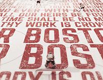 2015-16 Boston College Hockey Poster