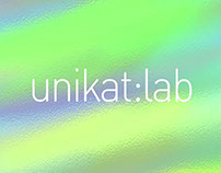 Unikat:LAB / Interior designers branding and website
