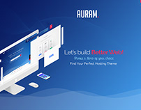 AURAM HOSTING TEMPLATE