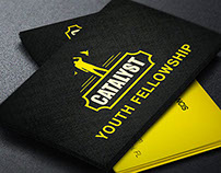 Youth Fellowship Business Card Template