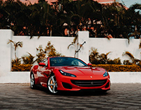 Ferrari Portofino | By Sourav Mishra