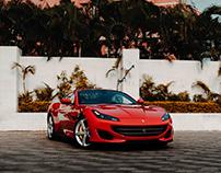 Ferrari Portofino | By Sourav Mishra