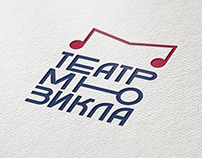 Moscow Musical Theatre Identity