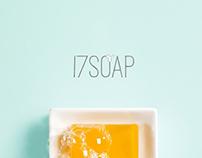 Logo設計|17SOAP