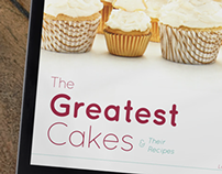 The Greatest Cakes Interactive Publication