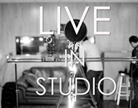 """LIVE IN STUDIO - The Lounge Act - """"contours"""""""
