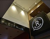 RE+ Coffee Space Design 3.0 / 睿咖啡空間設計3.0版