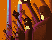 Robots Réunis - Robot Syndicate Posters