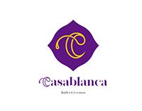 Casablanca - events branding