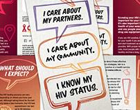 CATIE - I Know My HIV Status Brochure