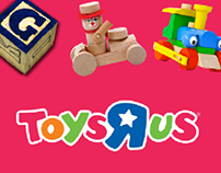Toys R Us -Digital Advertising