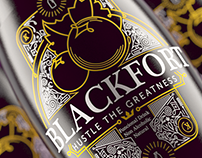 BLACKFORT Packaging Design
