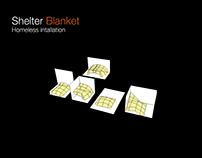   Shelter Blanket  