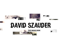 David Szauder - Text image book