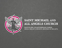 Logo Design Process for St Michael & All Angels Church