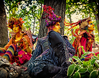 Photography - Bristol Renaissance Faire
