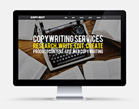 Copy Edit - Web Design & Development
