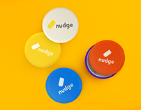 Nudge - Corporate Identity