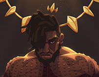 All Hail King Killmonger