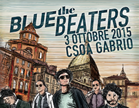 The Bluebeaters / Poster Tour