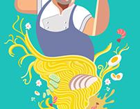 Momofuku Chef David Chang