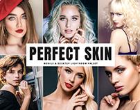 Free Perfect Skin Mobile & Desktop Lightroom Preset