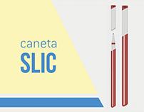 Caneta Slic