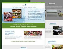 [ Web Design ] - Site vitrine société Mar & Campo