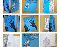 Long Division Book Design