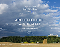 """Architecture & Ruralité"""