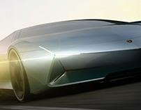 Lamborghini Pura 2022