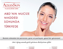 AdvanSkin Advertising Campaign