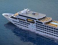 World Explorer cruise vessel