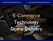 E-Commerce Technology Drone Delivery