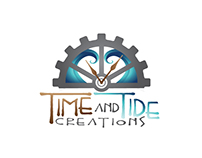 Time and Tide Creations Logo