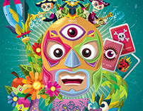 Ilustración Orgullosos de México / laboratorios Sophia