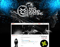 Brending + Logo MSS