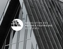 Association des Maîtres Couvreurs du Québec   Branding