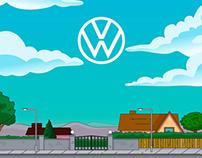 Volkswagen & Simpsons