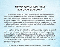 my ambition nurse essay