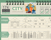 Construction your perfect city map