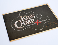 Kids Camp Brochure
