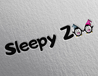 Logo for children's bedding store SLEEPY ZOO