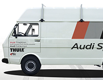 Audi Sport LT35 Replica Project